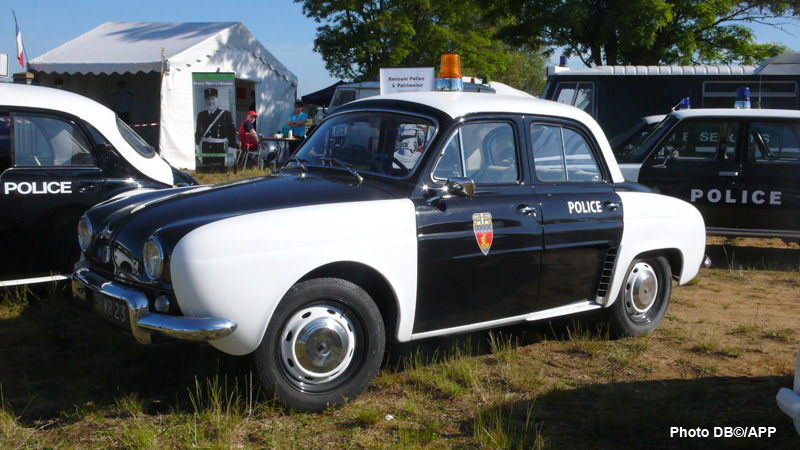 Renault Verdier : dauphine pie ~ Gottalentnigeria.com Avis de Voitures
