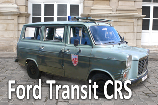 Ford Transit CRS