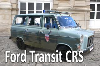 Ford Transit CRS