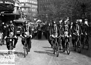 Agents cyclistes
