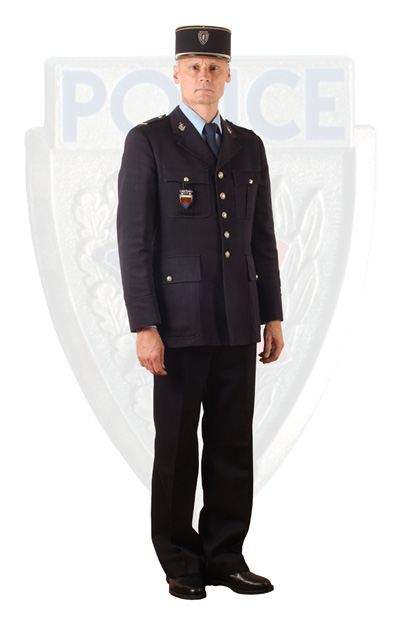 brigadier de police tenue police nationale 1968. Black Bedroom Furniture Sets. Home Design Ideas